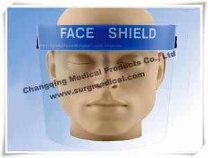 China Sponge Holding Medical Face Mask High Transparent Anti-fog Dental Protection on sale