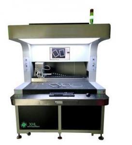 China Silica Gel 1000mm/S 250℃ Glue Dispensing Machine on sale