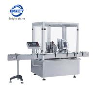 High Speed Electronic Cigarette (E-cig) Oil Liquid Filling Machine