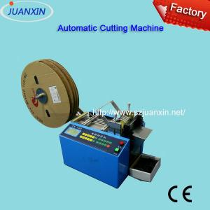 China Automatic heat shrink tube cutting machine on sale
