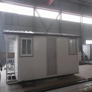 China Luxury Prefabricated Light Steel Frame Houses For Labor / Workers Dormitory on sale