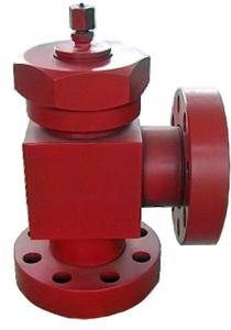 China Well head  throttle valve API Standard well head valve drilling rig valve China valve supplier for wellhead on sale