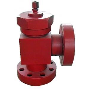 China Well head  throttle valve API Standard well head valve drilling rig valve China valve supplier for wellhead on sale