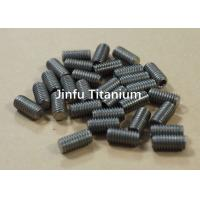 High Strength  M2 Set Screw Nonmagnetic   Blue Black Color Customized