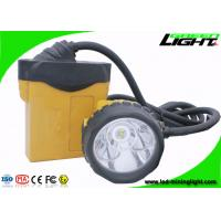 GL12-A Explosion Proof Cree 3W Led Mining Cap Lamp , Brightest 25000 Lux Miner