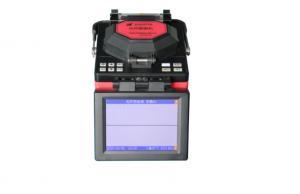 China Lightweight LCD Screen Optical Fiber Splicing Machine Auto for Emergency Repair on sale