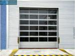0.326mm 3m Rail Polycarbonate Glass Panel Garage Doors