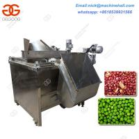 Peanut Deep Fryer Machine/Round Deep Frying Machine for Sale /Nuts Round Pot Deep Frying Machine for Commercial  use
