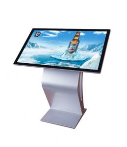 China Windows Android IOS Standing Computer Kiosk , Commercial Digital Signage on sale