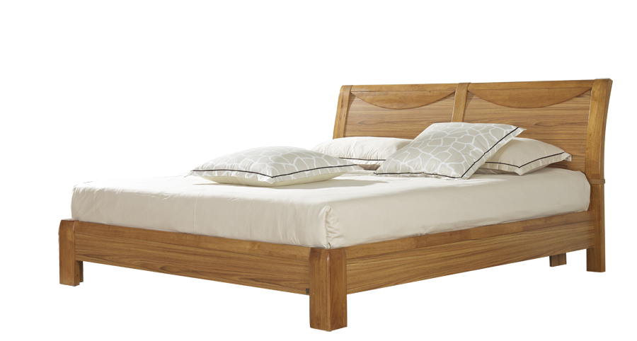 Modern wooden furniture beds wood double bed designs Design of double bed
