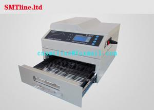 China Intelligent Table Top Reflow Oven , Soldering Mini Lead Free Reflow Oven on sale
