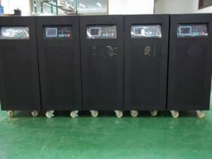 China DSP single phase High Frequency Online UPS 6-20KVA--220VAC with digital control on sale