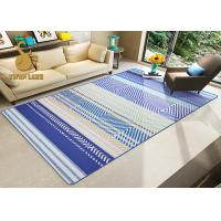 China Elegant Commercial Indoor Area Rugs With Tassels / Living Room Carpet on sale