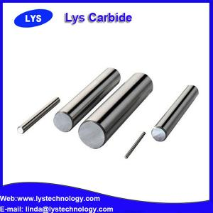 China Grounded Tungsten Carbide Welding Rod / Tungsten Carbide Drill Rods / Cemented Carbide Rod For Cutting Tools on sale