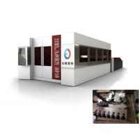 CNC Metal Laser Cutting Machine / laser metal cutter machine with 0.2-16mm Cutting Thickness