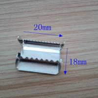 China 20mm metal belt buckle with high quality for wholesale from china factory on sale