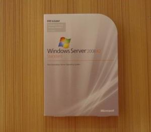 China Microsoft Windows Server 2008 r2 Standard , Windows Genuine Microsoft Software on sale