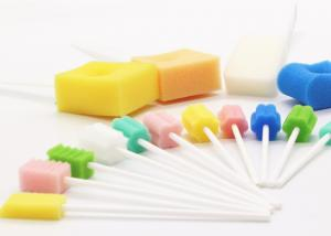 China Suction Disposable Finger Toothbrush For Adults Hospital Medical Consumable on sale