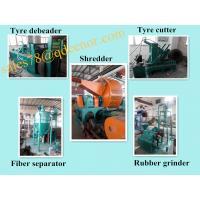 Factory Price Used Tire Shredder Machine/Waste Tyre Shredder Machine Price