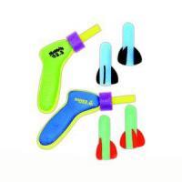 China EVA Rocket Gun Shooting, Air Gun Toys, Children Toys, Game Toy Fun on sale