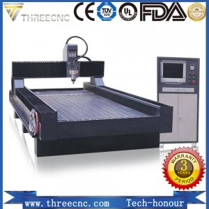 China cnc router for stone TMS1325C for nonmetal and softmetal material. THREECNC on sale