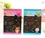 Scratch And Stencil Kids Book Printing Softcover Self Publishing Children'S Picture Books