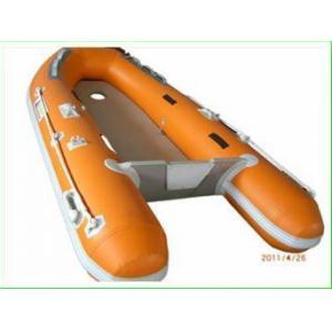 China Personnalisé gonflable Sports bateau 2 grandes chambres sur la coque de sécurité Extra on sale