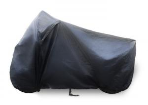 China Fully Enclosed Motorcycle Cover Waterproof , Motorcycle Weather Cover 3 Pounds on sale