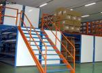 High Strength Mezzanine Floor Construction , Warehouse Mezzanine Floor