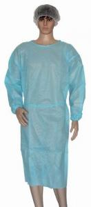 China PP+ PE coated surgical gown on sale