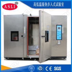 China Large Size Panel Walk In Stability Chamber Detachable Drive In Chamber  For Lab Aging Test on sale