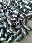 1.4539 Duplex Fittings , Stainless Steel Pipe And Fittings Pipe Hex Nipple