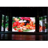 China 65746 dot/㎡ Indoor Fixed LED Screen For Advertising , P10 Indoor Led Display on sale