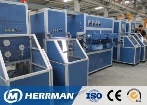 China Coloring And Rewinding Machine Fiber Optic Cable Production Line Optical Fiber on sale