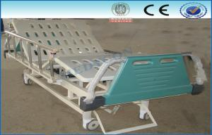 China Luxurious Adjustable Electric Hospital Beds , Old Man Homecare Medical Bed on sale