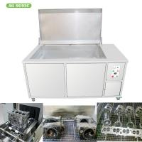 China Ultrasonic Cleaner 300 Lt- 500 Lt Clean All Type Marine Diesel Engines Industrial Cleaning on sale