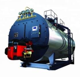 China Hot Sale Oil Steam Boiler Powered Electric Generator For Industrial on sale
