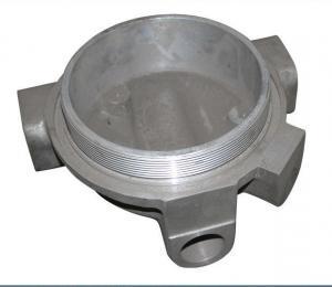 China 滑らかな表面および低価格のアルミニウム砂型で作る部品 on sale