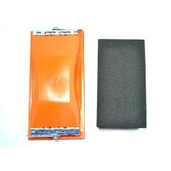 China Plastic Clip Sanding Block-SMK003 for sale