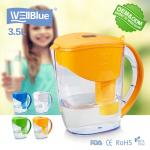 Fashion Britra Alkaline Classic Water Pitcher 3.5L for Family Healthy Life