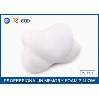 Headrest Comfy Memory Foam Car Neck Pillow , Memory Foam Airplane Seat Cushion