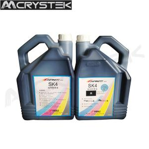 China seiko 35pl ink sk4 printing ink infinity solvent printer tinta for large format solvent printer on sale