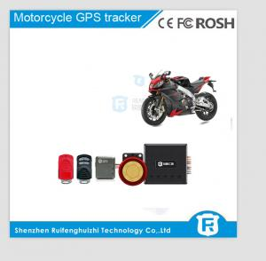 China 2015 ios app/android app gps tracking device motorcycle GPS tracker anti theft Made in China on sale
