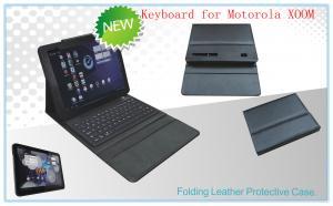 China Best Foldable Waterproof OEM Wireless Bluetooth Keyboard For Motorola XOOM Tablet PC on sale