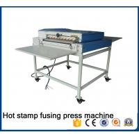 New style pearl diamond hot stamp fusing maching adhesive foaming hot stamp fusing press machine for wholesale 22A-1