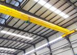 5 ton Motor Driven  single girder electric hoist bridge overhead crane
