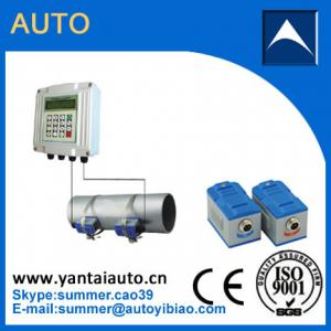 China wall-mounted ultrasonic flow meter for sewage Made In China on sale