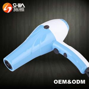 China Professional 2300w High power no noise hair dryer price hair salon hot cold air anion on sale