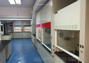 China Memory Function Ductless Fume Hood Inner 1290*635*820mm With Carbon Filter on sale
