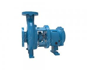 China Ductile Iron Industrial Chemical Pumps , 1 - 8 Inch High Pressure Chemical Pump on sale